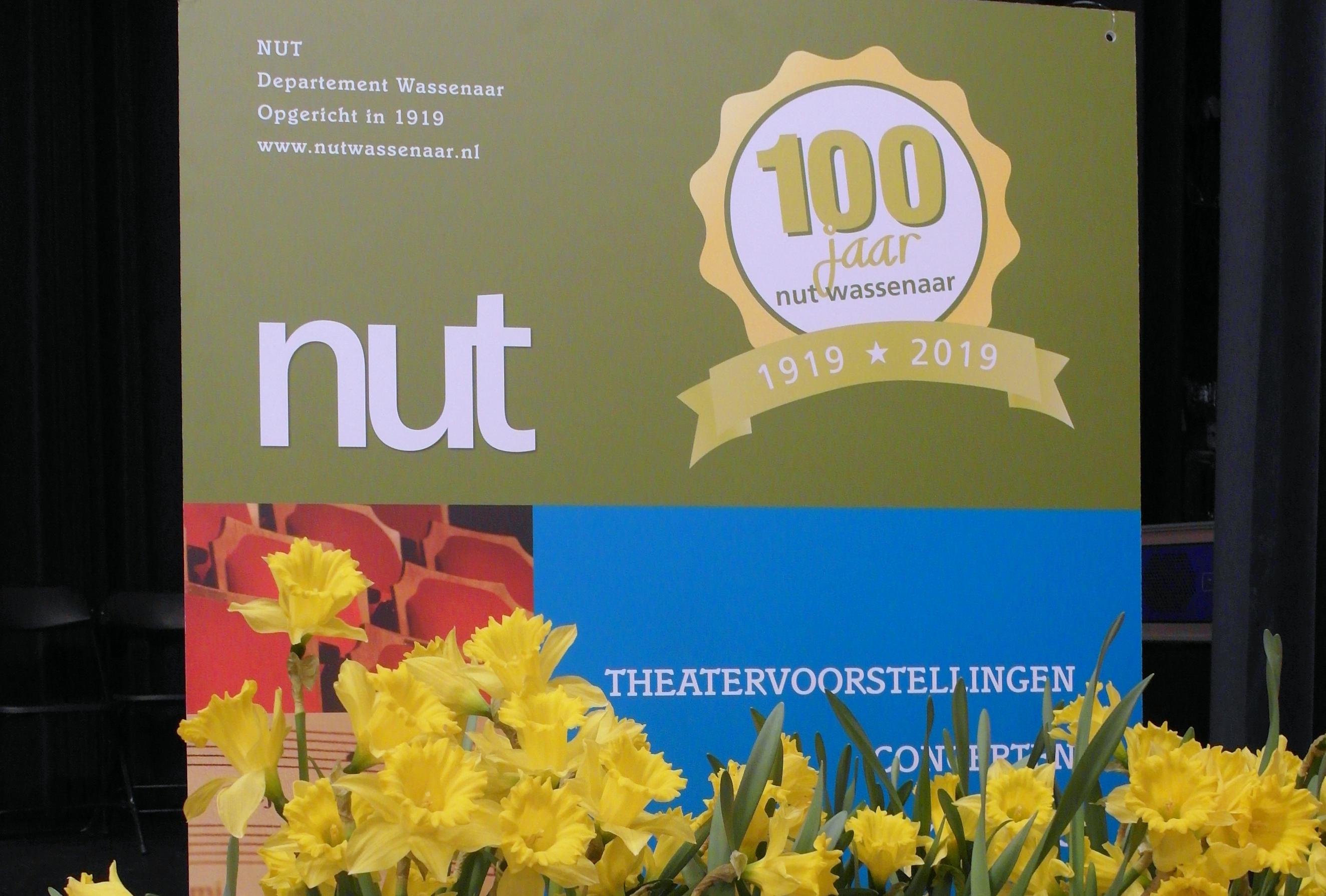 Viering 100 jaar departement Wassenaar