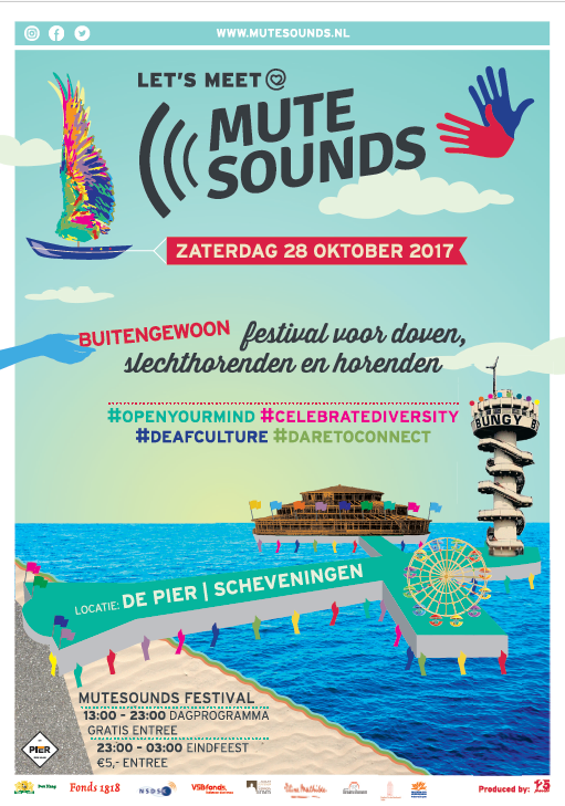 MuteSounds Flyer 2017